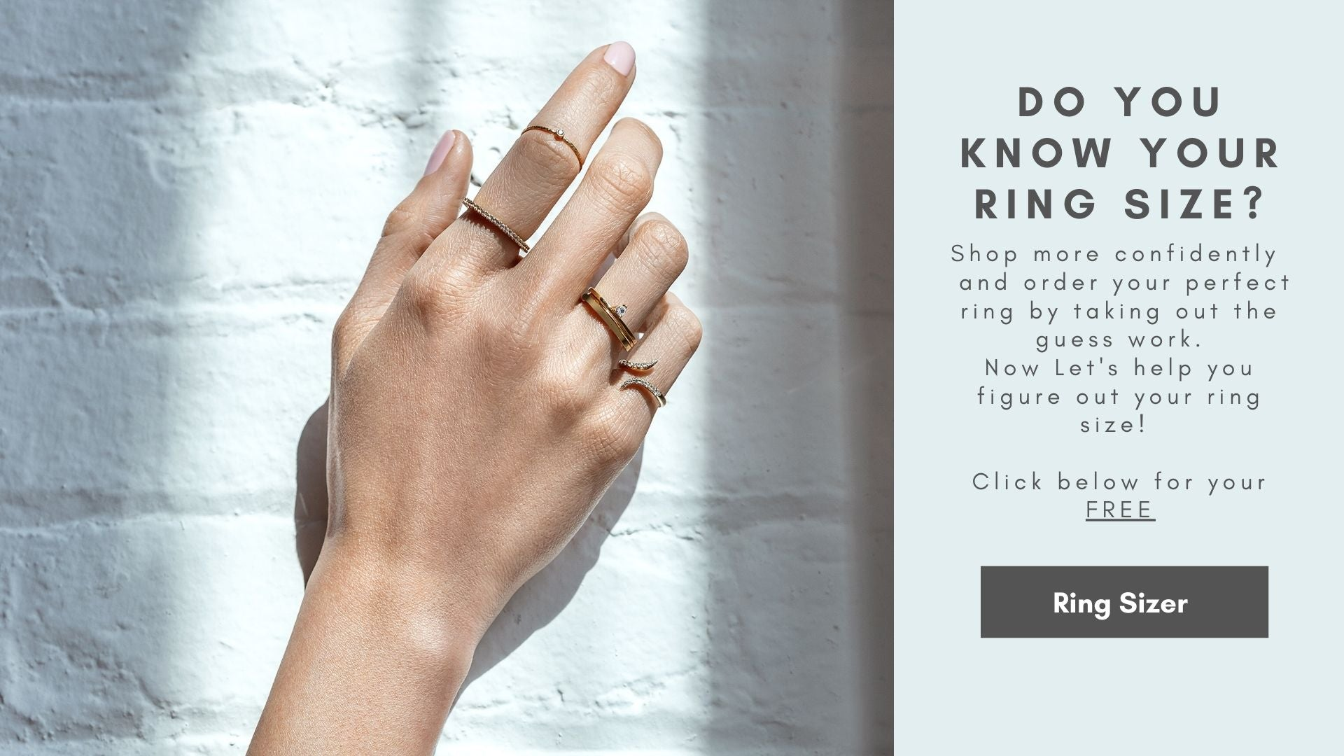 Download Your complimentary Ring sizer at Camille Jewelry