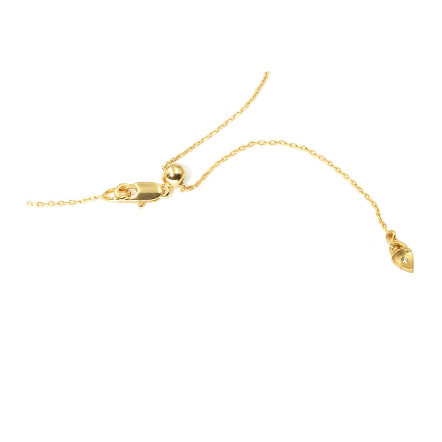 Shop slider extender on all our delicate necklaces to adjust chain lenghts | Camille Jewelry