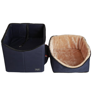 Petsfit Booster Pet Seat,Car Seat Small Size