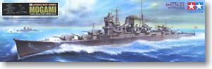 "TAMIYA 78023 World War II Japanese Navy ""the most"" heavy cruiser"
