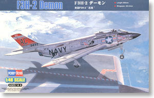 "Hobby Boss 1/48 scale aircraft models 80364 F3H-2 ""demon"" carrier-based fighter"