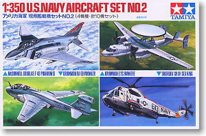 TAMIYA 78009 U.S. Navy Aircraft Set No.2
