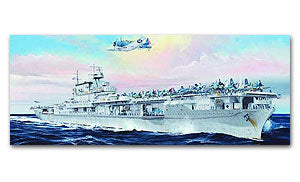 "Merit 1/350 scale model (trumpeter) 65302 US Navy York City CV-6 ""Enterprise"" Aircraft for carrier 1942"