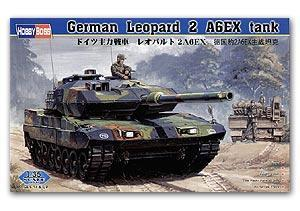 Hobby Boss 1/35 scale tank models 82403 Leopard 2A6EX main chariot