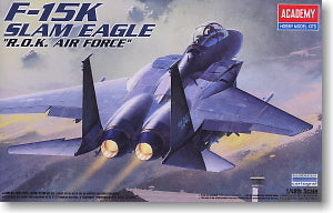 "ACADEMY 12213 F-15K SLAM Eagle fighter ""Korean Air"""