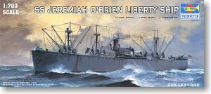 "Trumpeter 1/700 scale model war ship 05755 American ""O'Brien"" free wheel"