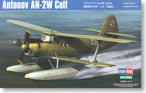 Hobby Boss 1/48 scale aircraft models 81706 Antonov An-2W pony water multipurpose aircraft *