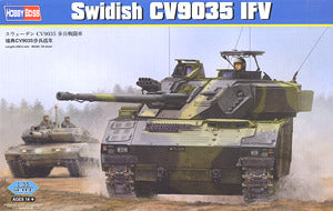 Hobby Boss 1/35 scale tank models 83823 Sweden CV9035 infantry fighting vehicles *