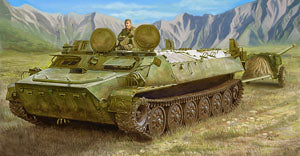 Trumpeter 1/35 scale model 05578 Soviet MT-LB multi-purpose armored vehicle