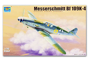Trumpeter 1/32 scale model 02299 Messers Mitter Bf109K-4 Fighter *