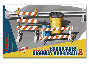 MENG SPS-013 highway barricades and guardrails combination