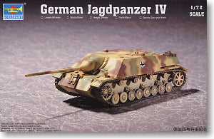 Trumpeter 1/72 scale model 07262 Sd.Kfz.162 / 1 No. 4 expulsion chariot L / 70 (V)