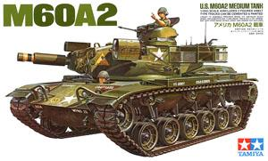 TAMIYA 89542 M60A2 medium chariot