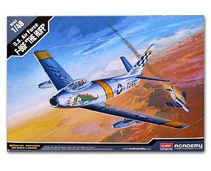 "ACADEMY 12234 F-86F Sabre fighter ""Charizard"""