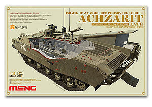"MENG SS-008 Israel """" late heavy armored car type"