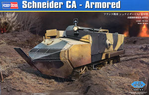 Hobby Boss 1/35 scale tank models 83862 Schneider CA-Armored