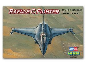 Hobby Boss 1/48 scale aircraft models 80318 French Air Force Dassault Rafaleo C Fighter *