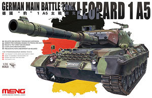 MENG TS-015 German Leopard 1A5 main battle tank