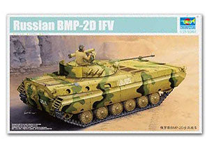 Trumpeter 1/35 scale model 05585 Russian BMP-2D infantry fighting vehicle
