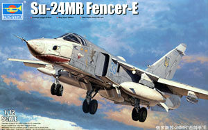 TRUMPETER 01672, Russian Su -24MR, swordsman, E