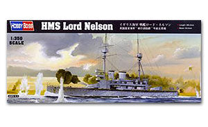 Hobby Boss 1/350 scale war ship models 86508 HMS Lord Nelson