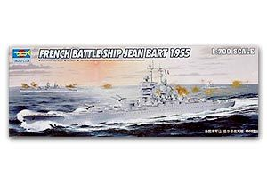Trumpeter 1/700 scale model 05752 French Navy Jean