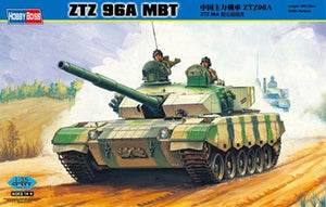 HOBBY BOSS trumpet hand assembled chariot model 82464 1/35 China ZTZ96A main battle tanks