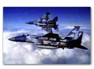 Hobby Boss 1/72 scale aircraft models 80270 F-15C Eagle fighter