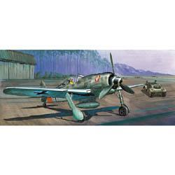 ACADEMY FW 190A-6/8 fighter and KUBEL WAGEN