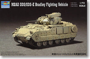 Trumpeter 1/72 scale model 07297 M2A2ODS / ODS-E Bradley infantry fighting vehicle