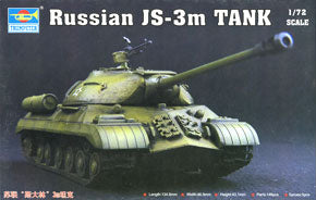 "Trumpeter 1/72 scale model 07228 JS-3m ""Stalin ""heavy truck"