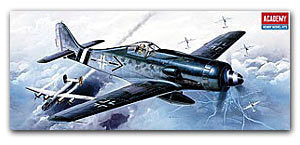 ACADEMY 1660 Siofok - Wolf Fw190D-9 fighter