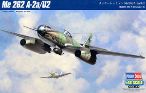 Hobby Boss 1/48 scale aircraft models 80377 Meissemite Me262A-2a / U2 Fighter Bombers
