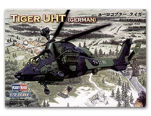 Hobby Boss 1/72 scale helicopter model aircraft 87214 EC-665 Tiger UHT European Attacke Helicopter