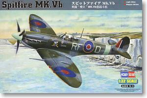 Hobby Boss 1/32 scale aircraft models 83205 Spitfire Mk.Vb Fighter