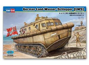 Hobby Boss 1/35 scale tank models 82430 Germany amphibious tractor type *