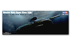 Hobby BOSS 1/350 scale model 83526 Russian Navy subordinate attack submarine