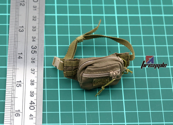 1/6 Soldier FLAGSET 1: 6 Percentage Soldier U.S. ARMY SFG US Lute Pouch Model Action Figures
