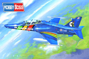 "Hobby Boss 1/48 scale aircraft models 81735 British ""Eagle"" T MK.100 / 102 trainer"