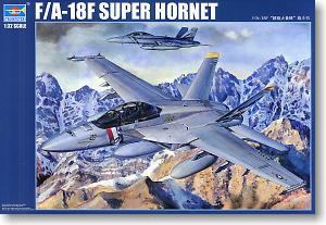 Trumpeter 1/32 scale model 03205 F / A-18F Super Hornet Warship Combat Attack *