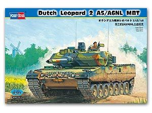 Hobby Boss 1/35 scale tank models 82423 Dutch leopard 2A5 / A6NL main battle tank