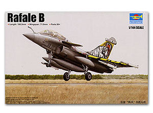 Trumpeter 1/144 scale model 03913 French Air Force Gust B Bomber Bomber