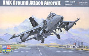 Hobby Boss 1/48 scale aircraft models 81741 Italy AMX light attack aircrafts