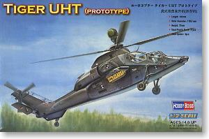 Hobby Boss 1/72 scale helicopter model aircraft 87211 European helicopter tiger UHT (prototype)