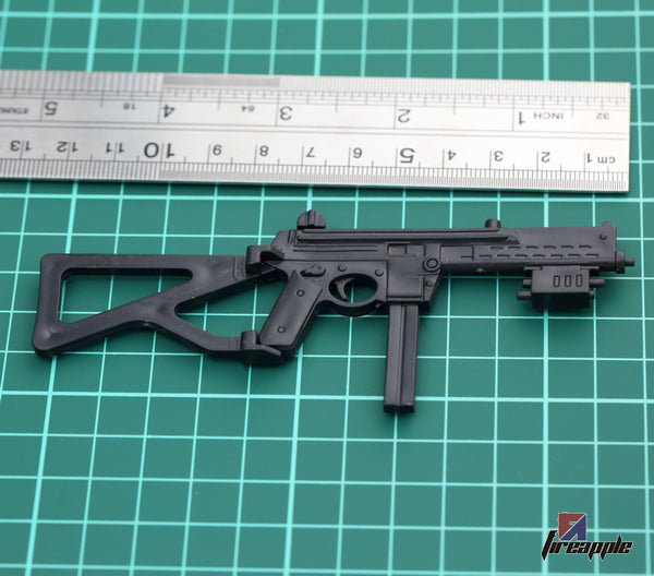 KNL HOBBY Action Figure  12-inch doll 1/6 military weapons submachine gun ratio model 1 to 6 guns soldiers with immovable