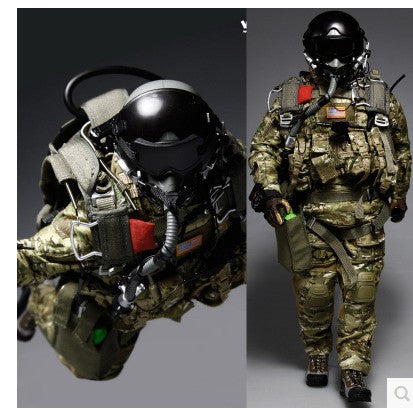 VERYHOT vh 1039 1/6 US special forces HALO paratroopers soldiers model spot