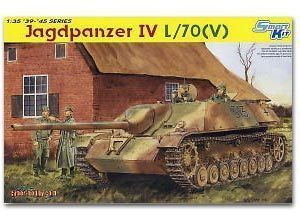 1/35 scale Dragon 6397 Sd.Kfz.162 / 1 No. 4 expulsion chariot L / 70 (V) type