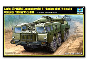 "Trumpeter 1/35 scale model 01019 Su SS-1c""Scud B"" mobile tactical missile launcher"
