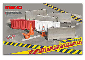 MENG SPS-012 concrete and plastic side of the road