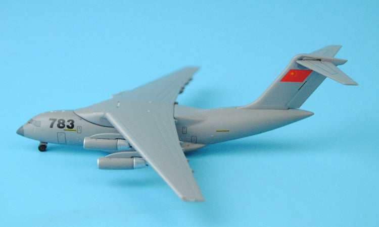PandaModel Chinese Air Force Y-20 Yun-20 783 / 20001 / Official List 1:400